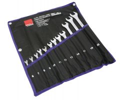 Hilka 12pce Extra Long Combination Spanner Set - 6mm-22mm 17200602