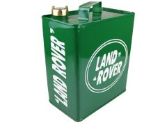 Land Rover Logo - Vintage Decorative Petrol Fuel Jerry Can