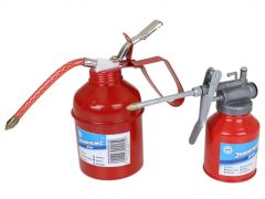Silverline Trigger Action Oil Jugs 500cc and 250cc