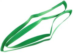 Round Endless Loop Lifting Sling - 2 metre - 2 ton Rated with Test Label