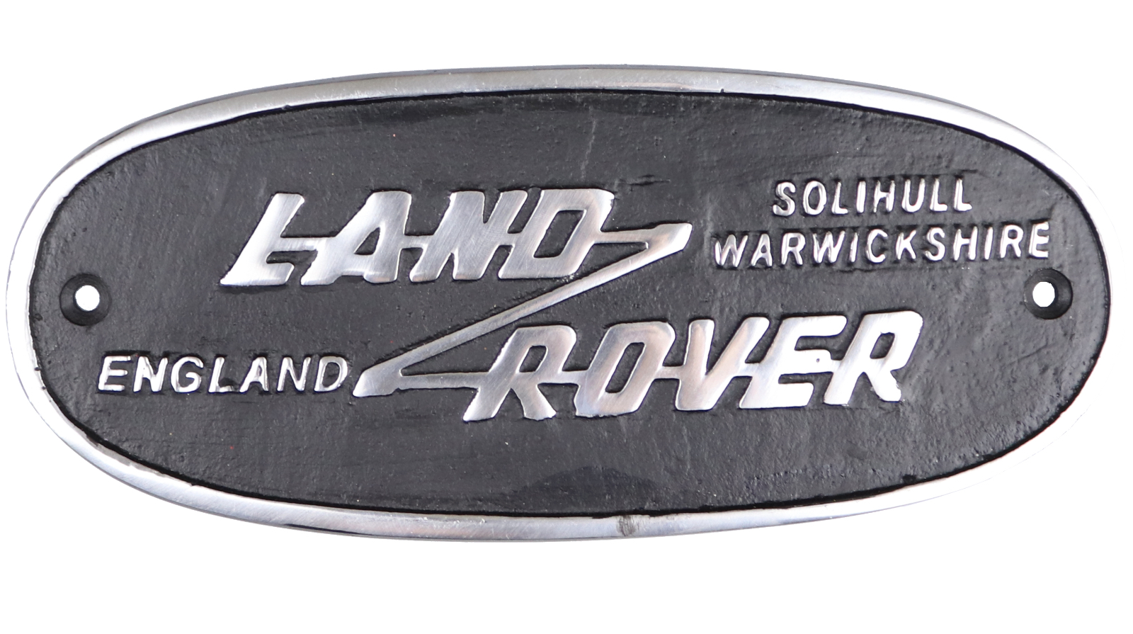 Land Rover Approved Services Logo Aluminium Sign Plaque