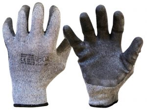Our Grey gloves featured in this month's monthly hot picks blog